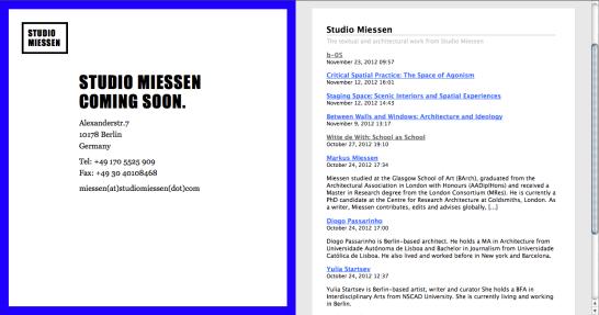 miessen-RSS